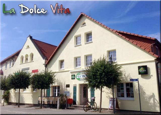 Ristorante-Pizzeria La Dolce Vita in Wiek auf Rügen